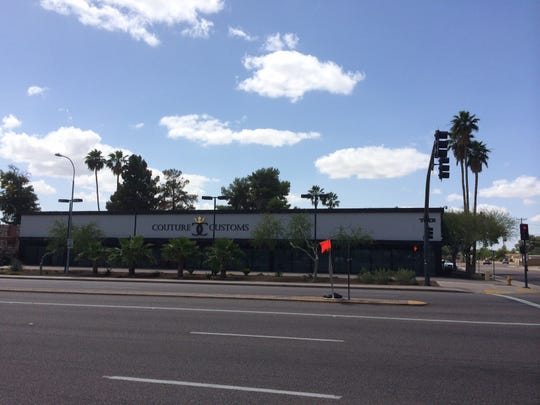 Former Luxor Auto Group owner Hamid Salari is working to open a custom patio-furniture store this year on McDowell Road in Scottsdale. Salari closed his auto dealership on Scottsdale last year after federal authorities raided the business.