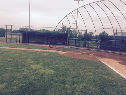 Torpey baseball field (Bridgewater)