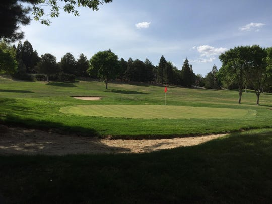A private golf course built by gaming pioneer William Pennington consumed some 11 million gallons in 2014, making the property the Reno area's top flat rate water user.