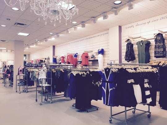 Windsor opened at Meridian Mall on June 18, 2015.