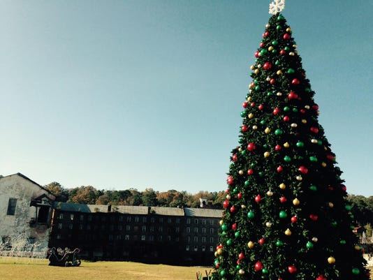 Prattville Chritsmas tree