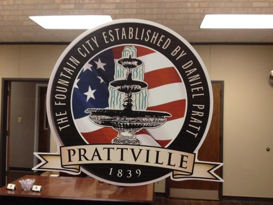 Prattville seal