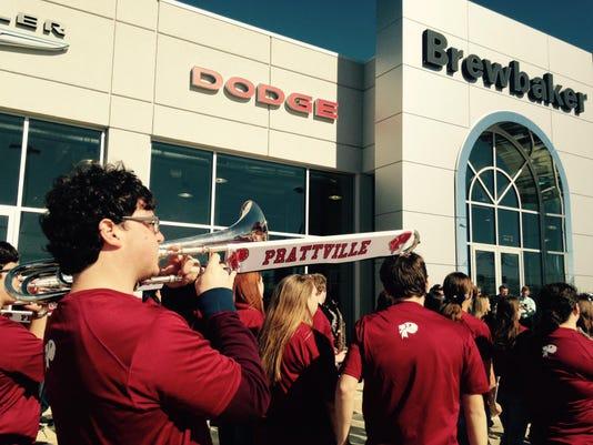 Brewbaker opens Prattville