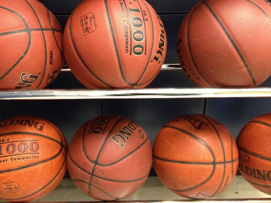 BASKETBALL-BallRack