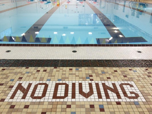 SWIMMING-NoDiving