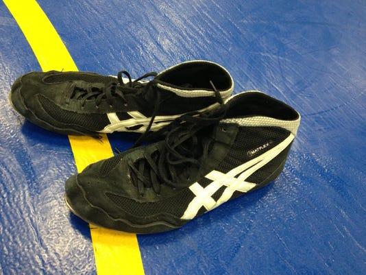 WRESTLING-Shoes