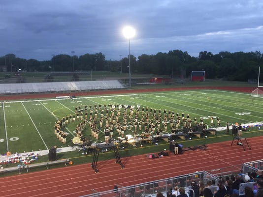 PCEP Marching Band New Show
