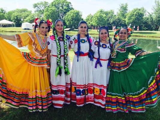 Joyas de Mexico Ballet 1