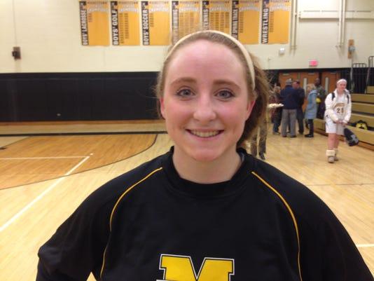 Moorestown High School girls' basketball