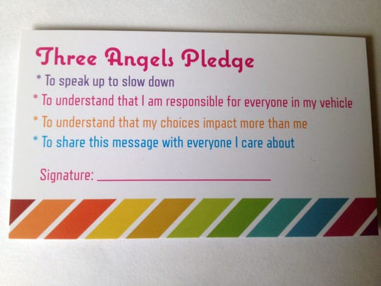 "The ""Three Angels Pledge"""