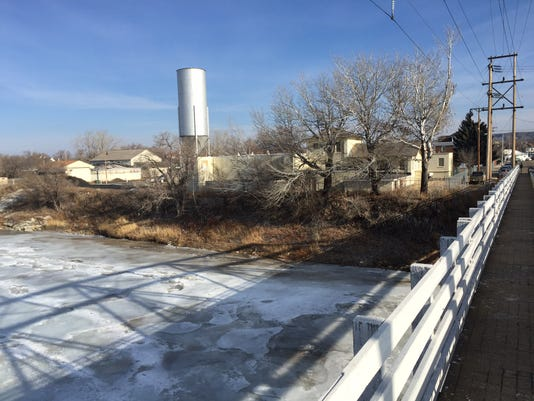 glendive treatment plant
