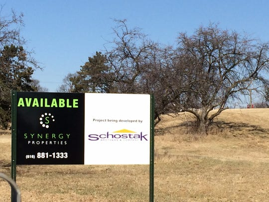 Schostak Bros. & Co. of Livonia has bought the closed Waverly Golf Course from the city of Lansing and has placed signs up advertising the property.