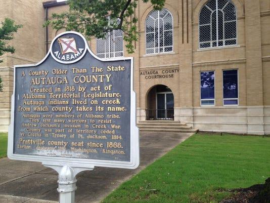 Autauga courthouse