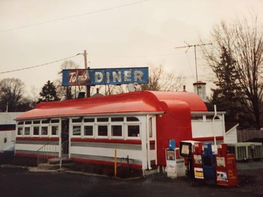 Tom's Diner in 1999