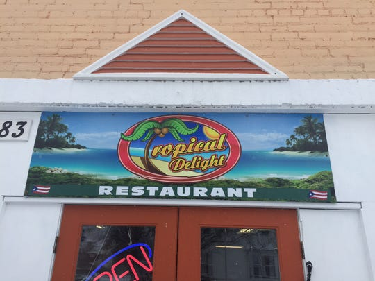 Tropical Delight at 183 Hayward Ave. is now a restaurant specializing in Puerto Rican cuisine.