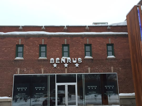 BENRUS, a boutique selling military-inspired clothing for men and women, will open at the Culver Road Armory on Thursday. Rochester is one of the store's four U.S. launch markets.