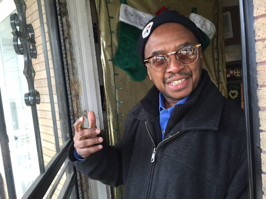 Robert Oliver, a resident of Vandever Avenue, said the community needs to come together to combat the city's gun violence.