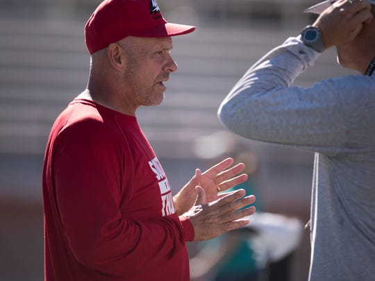 SUU will meet former OC Gary Crowton on Saturday