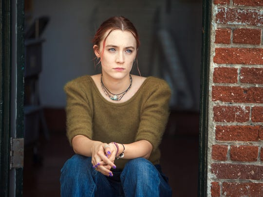 Saoirse Ronan was nominated for her role in coming-of-age tale 'Lady Bird,' as was Laurie Metcalf, who plays her mother.