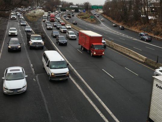I-95 traffic
