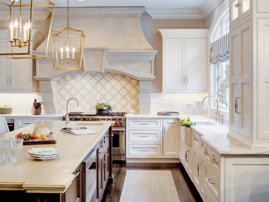 Kitchen designed by Anthony Albert Studios, Waldwick