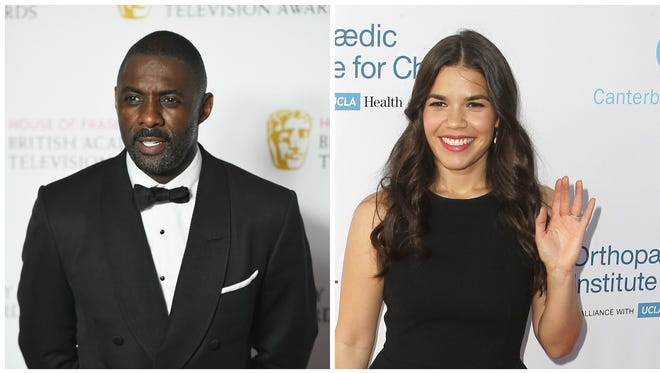 Idris Elba and America Ferrera are part of the Academy of Motion Picture Arts and Sciences class of 2016.