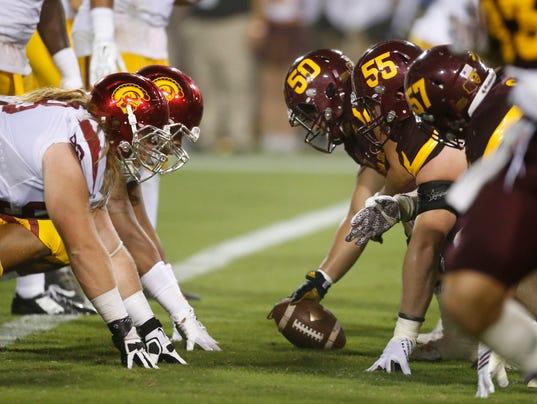 ASU vs. USC