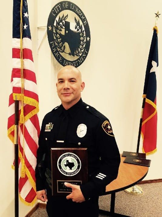 Officer Michael Chavez