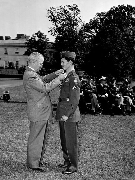 Harry Truman, Desmond Doss