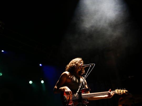 Kongos performs during the FestivALTAZ music festival,