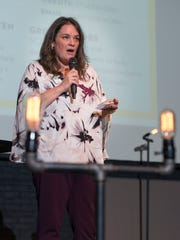 Pensacola News Journal Executive Editor Lisa Nellessen