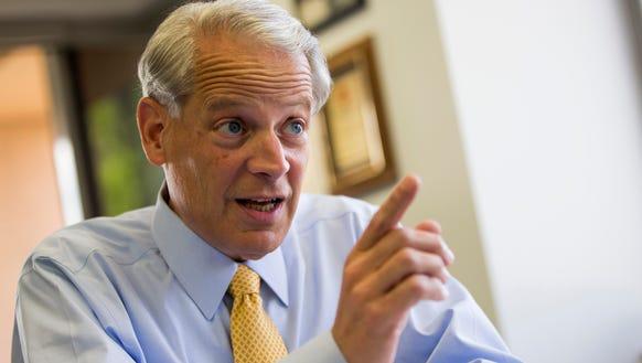 Rep. Steve Israel, D-N.Y., has announced he will not