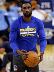 Golden State Warriors' Ben Gordon during  an NBA preseason