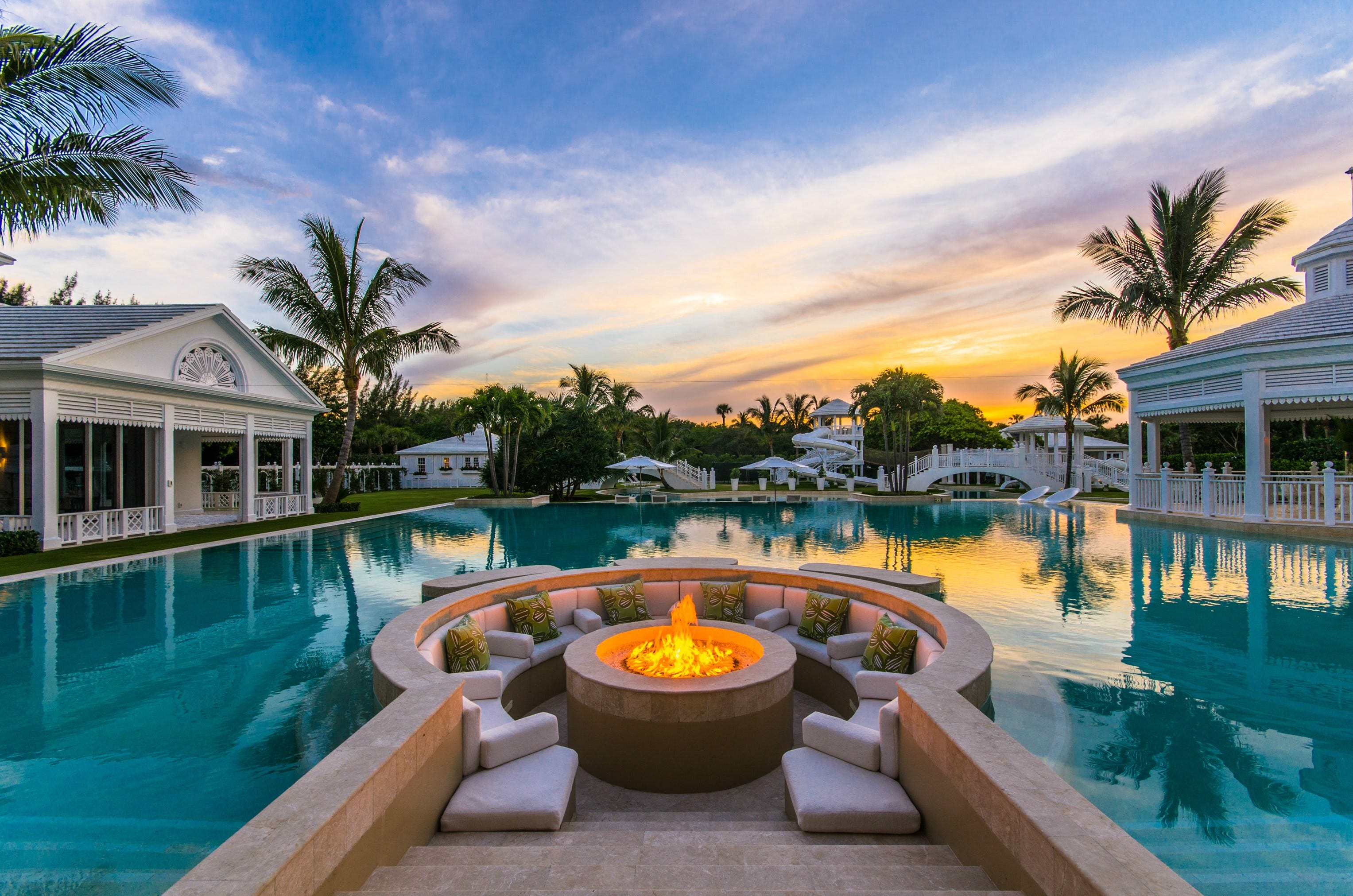 Top 6 celebrity mansions: See who owns a $63M water park