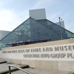 The Rock and Roll Hall of Fame and Museum.