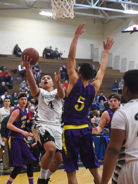 Boys basketball: Spackenkill v. Rhinebeck