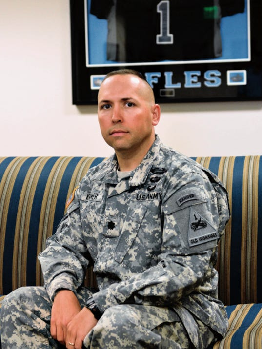 Lt. Col. Keith A. Kramer is the new commander of the 3rd Battalion, 41st Infantry Regiment.