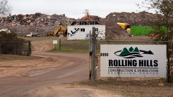 The Wedgewood/Rolling Hills landfill