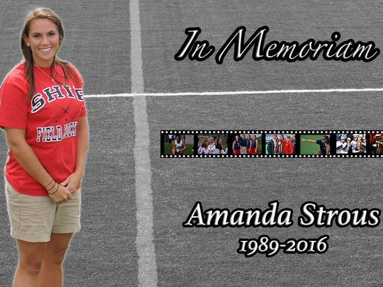 Shippensburg University posted a memorial image on