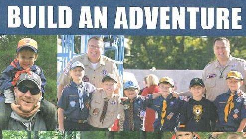 Cub Scout Pack photos