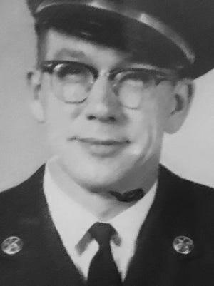Former Little Falls Fire Department Chief Alfred Munger.