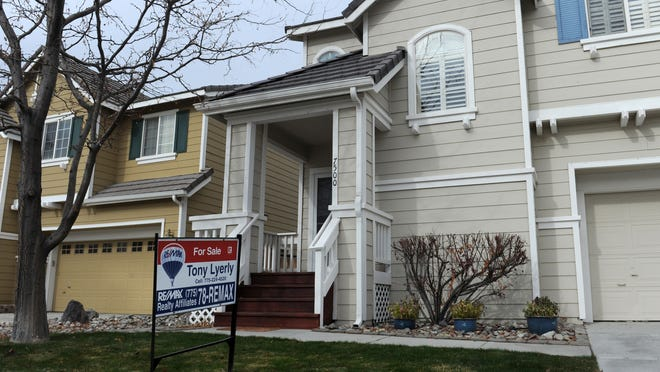 The median house price hit $400,000 in March, reaching an all-time high and almost doubling the median price from six years ago.