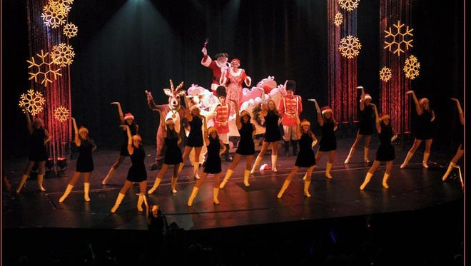 Rockin' Christmas, presented by The Hub City Players, is set for Dec. 10 at the Saenger Theater. The concert will raise funds for Extra Table.