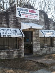 The Orange Mound Grill located in Orange Mound has been serving up soul food since 1947.