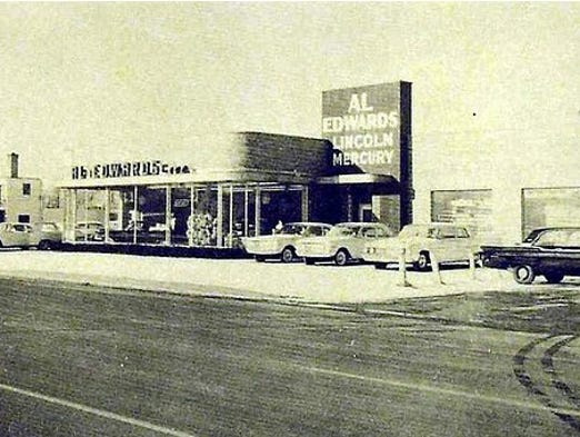 Car Dealerships Lansing Mi >> From the Archives: Car dealerships we miss