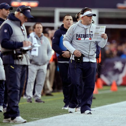 Colts request second interview with Patriots OC Josh McDaniels