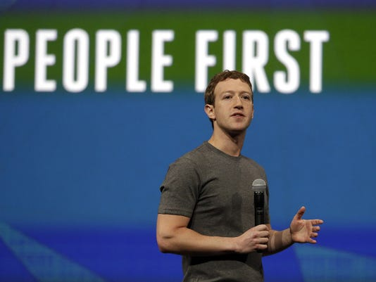 AP FACEBOOK ZUCKERBERG A F USA CA