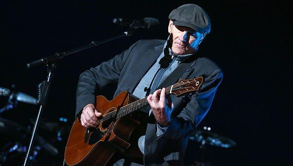 WASHINGTON, DC - DECEMBER 01:  Singer/songwriter James