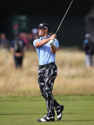 Billy Horschel missed the cut at The Open Championship after shooting a 75 (+3) in the second round.