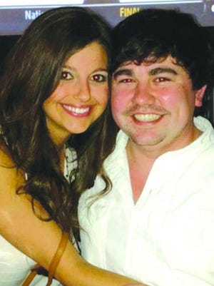 Rachel Nicole Swetnam and Trey Varner.
